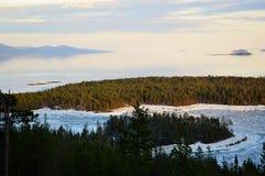 Άνοιξη Ο Βορράς Ρωσία Στοκ φωτογραφίες με δικαίωμα ελεύθερης χρήσης
