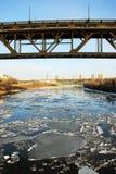 άνοιξη ποταμών του Έντμοντο Στοκ εικόνες με δικαίωμα ελεύθερης χρήσης