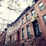 Άνοιξη πόλεων της Νέας Υόρκης Στοκ φωτογραφία με δικαίωμα ελεύθερης χρήσης