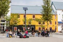 Άνοιξη σε Tormso Στοκ φωτογραφία με δικαίωμα ελεύθερης χρήσης
