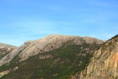 Άνοιξη στο Fiords Στοκ εικόνα με δικαίωμα ελεύθερης χρήσης