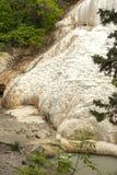 Άνοιξη του θερμικού νερού Bagni SAN Filippo στοκ εικόνα με δικαίωμα ελεύθερης χρήσης