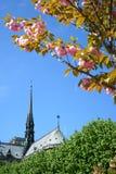 άνοιξη του Παρισιού Στοκ Φωτογραφία