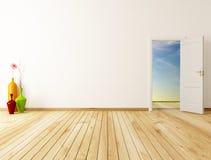 άνοιξη δωματίων Στοκ φωτογραφία με δικαίωμα ελεύθερης χρήσης