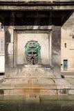 Άνοιξη Place de Λα Republique σε Arles, Στοκ εικόνες με δικαίωμα ελεύθερης χρήσης