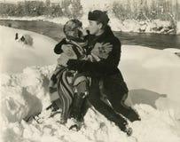 Άνοσος στο κρύο Στοκ εικόνες με δικαίωμα ελεύθερης χρήσης