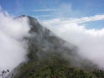 Άνοδος avila σύννεφων του πάρκου στοκ εικόνες με δικαίωμα ελεύθερης χρήσης