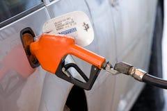άντληση αερίου Στοκ Εικόνα