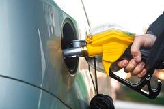 άντληση βενζίνης Στοκ φωτογραφίες με δικαίωμα ελεύθερης χρήσης