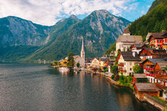 Άνω Αυστρία Hallstatt Στοκ φωτογραφίες με δικαίωμα ελεύθερης χρήσης