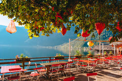 Άνω Αυστρία Hallstatt Στοκ εικόνα με δικαίωμα ελεύθερης χρήσης