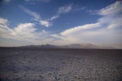 Άνδεις στην έρημο Nazca Στοκ Εικόνες