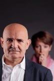 Άνδρας και γυναίκα Στοκ εικόνα με δικαίωμα ελεύθερης χρήσης