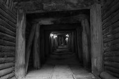 Άξονας ορυχείου Στοκ Εικόνες