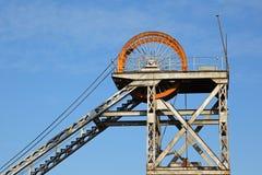 άξονας ορυχείων καλυμμάτ& Στοκ Εικόνες