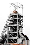 άξονας ορυχείων Στοκ εικόνα με δικαίωμα ελεύθερης χρήσης