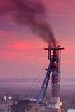 άξονας ορυχείων Στοκ Φωτογραφίες