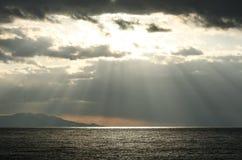 Άξονας του φωτός στοκ φωτογραφίες με δικαίωμα ελεύθερης χρήσης