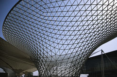 άξονας EXPO Στοκ Φωτογραφία