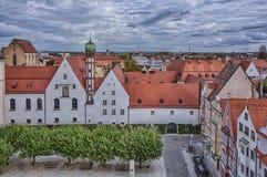 Άουγκσμπουργκ Στοκ Φωτογραφίες