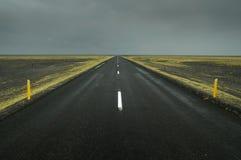 Άπειρος δρόμος Στοκ Εικόνα