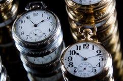 Άπειρο και η ατέρμονη πρόοδος του χρόνου στοκ εικόνα με δικαίωμα ελεύθερης χρήσης