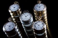 Άπειρο και η ατέρμονη πρόοδος του χρόνου στοκ εικόνες