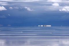 Άπειρο Salt4 Στοκ Φωτογραφίες