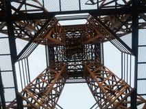 Άποψη αντιγράφου πύργων του Άιφελ κατωτέρω Στοκ Εικόνα