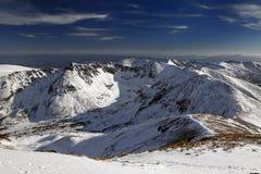 Άποψη από την κορυφή Στοκ Φωτογραφίες