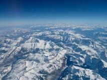 Άποψη από την πανοραμική θέα στοκ εικόνα