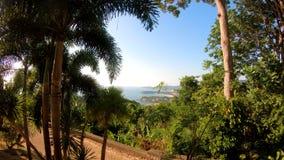 Άποψη από την άποψη Karon στο νησί Phuket απόθεμα βίντεο