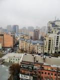 Άποψη από τη πολυκατοικία στοκ φωτογραφίες με δικαίωμα ελεύθερης χρήσης