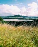 Άποψη από το Λα Hacienda, μεγάλος λιμένας Vieux, Μαυρίκιος Στοκ Φωτογραφίες