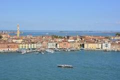 Άποψη από το SAN Giorgio Maggiore 5 Στοκ Εικόνες