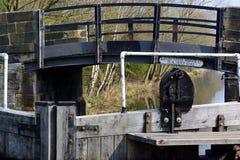Άποψη από το Towpath Στοκ φωτογραφίες με δικαίωμα ελεύθερης χρήσης