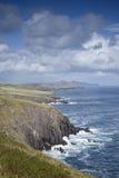 Άποψη από Fahan, Dingle χερσόνησος, Ιρλανδία Στοκ εικόνα με δικαίωμα ελεύθερης χρήσης