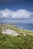 Άποψη από Fahan, Dingle χερσόνησος, Ιρλανδία Στοκ Φωτογραφίες