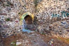 Άποψη από Kadifekale Castle, τοπικά γνωστή ως Kadifekale στοκ φωτογραφία με δικαίωμα ελεύθερης χρήσης