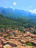 Άποψη από Malcesine Castle στοκ φωτογραφίες με δικαίωμα ελεύθερης χρήσης