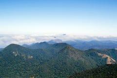 Άποψη από Morro do Bonet Στοκ εικόνα με δικαίωμα ελεύθερης χρήσης