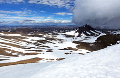 Άποψη από Snaefell Στοκ φωτογραφία με δικαίωμα ελεύθερης χρήσης