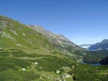 Άποψη από Weissee Στοκ φωτογραφία με δικαίωμα ελεύθερης χρήσης