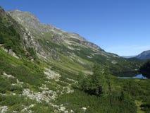 Άποψη από Weissee, Στοκ Εικόνες