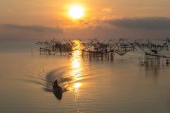 Άποψη αλιείας Στοκ Φωτογραφίες