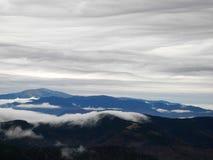 Άποψη βουνών Στοκ Φωτογραφίες
