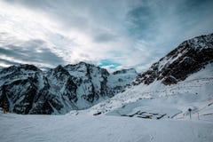 Άποψη βουνών Στοκ Εικόνες