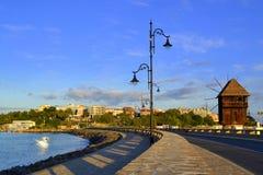 Άποψη Βουλγαρία Nessebar Στοκ φωτογραφία με δικαίωμα ελεύθερης χρήσης