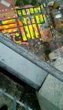 Άποψη για ένα κτήριο στο bogotà ¡ Στοκ φωτογραφία με δικαίωμα ελεύθερης χρήσης