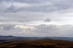 Άποψη για Brentor Στοκ εικόνα με δικαίωμα ελεύθερης χρήσης